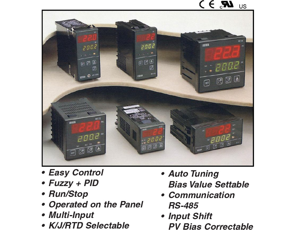 Electronic Temperature Controls 1