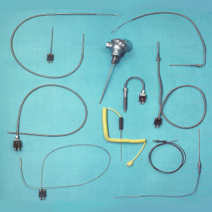 Temperature Sensors, Lead Wire and Accessories